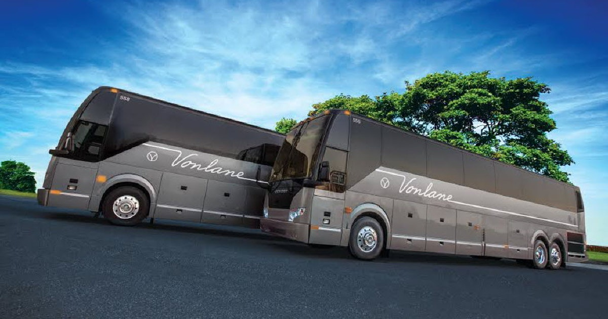 dallas based luxury bus service vonlane adds another texas route transportation dallas news. Black Bedroom Furniture Sets. Home Design Ideas