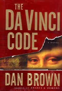 <i>The Da Vinci Code, </i>by Dan Brown((DMN file) / )