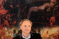 Dan Brown  in Prague, Czech Republic in 2014.(Michal Cizek /Agence France-Presse )