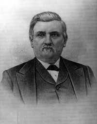 William L. Cabell, a Confederate brigadier general, served as the mayor of Dallas three separate times.