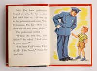 """Vicki Timpa would read <i>Peter Pat and the Policeman</i>&nbsp;to her son, Tony Timpa, when he was a child. He learned """"if you're lost, ask a policeman for help,"""" she said.&nbsp;(Andy Jacobsohn/Staff Photographer)"""