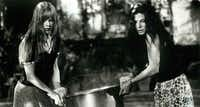 Nicole Kidman and Sandara Bullock in the 1998 film <i>Practical Magic. &nbsp;</i>(Suzanne Tenner/Warner Bros.)&nbsp;