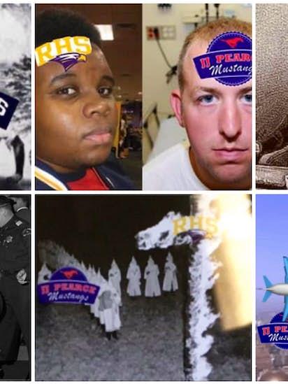 2 Jj Pearce Students Blamed For Racist Meme Showing Football Rival