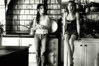 """<p>Sandra Bullock and Nicole Kidman in the 1998 film version of<span style=""""font-size: 1em;""""><i>Practical Magic</i>.  (</span><span style=""""font-size: 1em; background-color: transparent;"""">Suzanne Tenner/Warner Bros.)</span></p><p></p><p style=""""font-style: italic;""""><br></p><p></p>"""