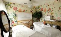 The spa room at Farmhouse Fresh farm.(Jason Janik/Special Contributor)