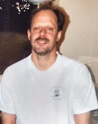 Stephen Paddock(Family handout photo)