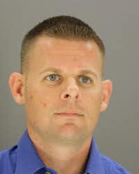 Patrick Tuter(Dallas County Jail)