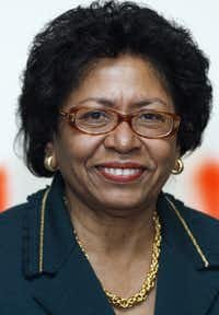 Ruth Simmons came out of retirement to serve as interim president of Prairie View A&M University. (The Associated Press/File Photo)