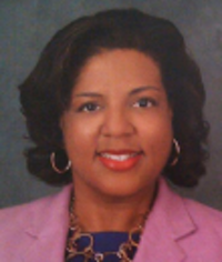 Kimberley Runnels is national president of Prairie View A&M's alumni chapters.