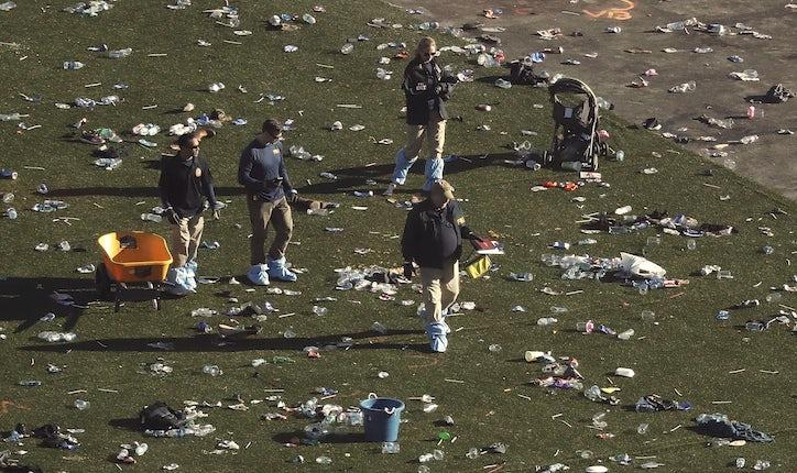 Before killing dozens, wounding hundreds more in Las Vegas, gunman
