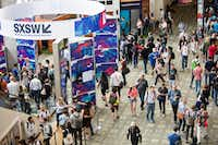 SXSW fills Austin with festivalgoers for weeks every spring as its highlights what's new in technology, film and music.(Thao Nguyen/Special Contributor)