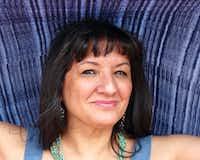 Author Sandra Cisneros(Alan Goldfarb)