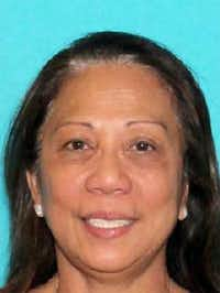 An undated photo of Marilou Danley, girlfriend of Stephen Paddock, the Las Vegas gunman.(Balkis Press/TNS)