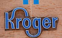 Kroger ended its longtime seniors discount, but the chain promises lower prices across the board.(Rogelio V. Solis/The Associated Press)