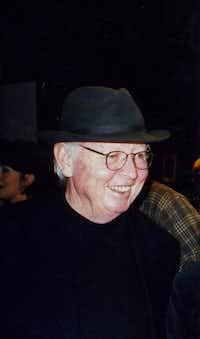 Texas artist Valton Tyler, who died in September 2017.