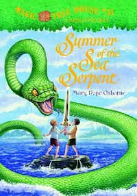 <i>Summer of the Sea Serpent</i>, by Mary Pope Osborne (Random House/<div><br></div><div><br></div>)