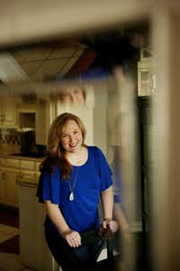 Mary Dunklin is a beast cancer survivor.(Andy Jacobsohn/Staff Photographer)