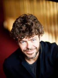 Pablo Heras-Casado will be a guest conductor for the Dallas Symphony Orchestra  on Oct. 19. (Dallas Symphony Orchestra)