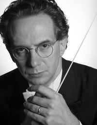 Fabio Luisi will be a guest conductor for the Dallas Symphony Orchestra in March.(Barbara Luisi)