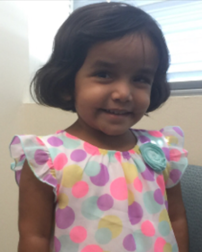 Richardson Police Department searching for missing 3-year-old girl