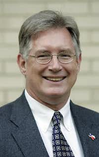 Garland Mayor Douglas Athas(File photo)
