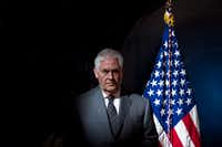 Secretary of State Rex Tillerson has reportedly long been at odds with President Donald Trump. (Andrew Harnik/The Associated Press)