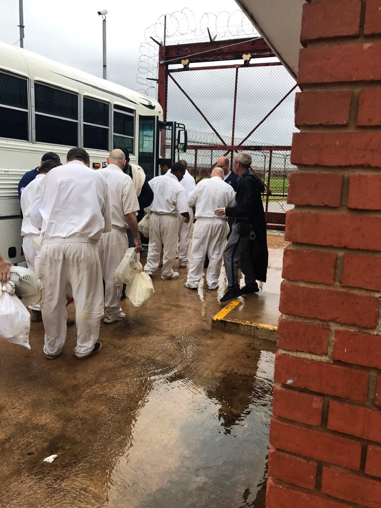 Texas inmates donate $53,000 to Hurricane Harvey relief