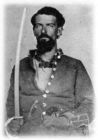 Capt. Pleasant G. Swor is among the Confederate States Army veterans buried in the Garvin Memorial Cemetery.(File photo)