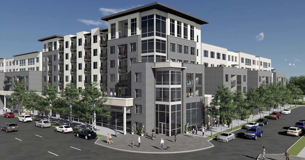 New apartments in the works for West Dallas by national ...