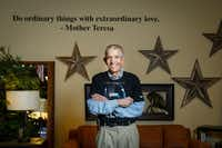 "Jim ""Mattress Mack"" McIngvale, owner of Gallery Furniture, poses for a photo in his store, Friday, Jan. 24, 2014, in Houston.) (Michael Paulsen/Houston Chronicle)"