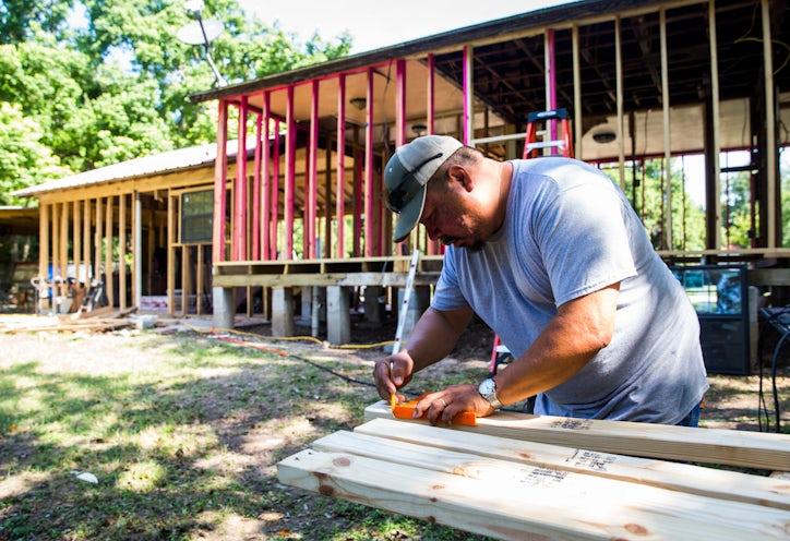 Hundreds Still Homeless In La Grange A Small Texas Town