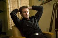 "<p> Actor James Van Der Beek said <span style=""font-size: 1em; background-color: transparent;"">executives cornered him in ""inappropriate sexual conversations"" when he was  young.</span></p>(David Giesbrecht/AP)"