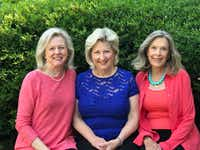 Texas Discovery Gardens will present the Flora Award to three former board members of the group: (from left) Marilyn Waisanen, Bettye Slaven and Janet Smith.(Texas Discovery Gardens)