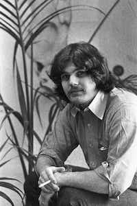 Jann Wenner, editor and founder of <i>Rolling Stone</i> magazine, is shown in his office in this  July 14, 1970, file photo. &nbsp;(The Associated Press)