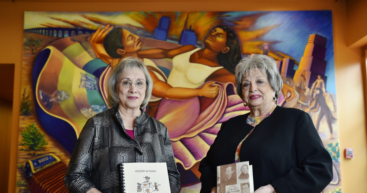 Filling in the blanks: Hispanic genealogy group in Dallas helps trace family trees...