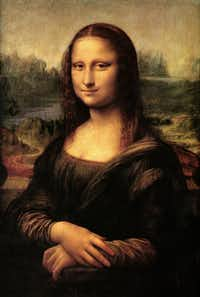 The&nbsp;<i>Mona Lisa&nbsp;</i>by Leonardo Da Vinci&nbsp;(Universal Images Group/Getty Images)