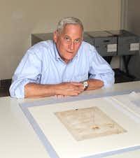 Walter Isaacson, author of&nbsp;<i>Leonardo da Vinci</i>(Simon and Schuster)