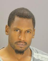 Brandon King is jailed on $500,000 bail.(Dallas County Jail)