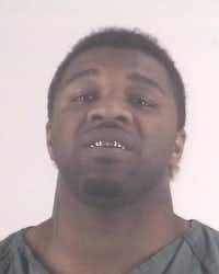 Marquist Fulcher(Tarrant County Jail)