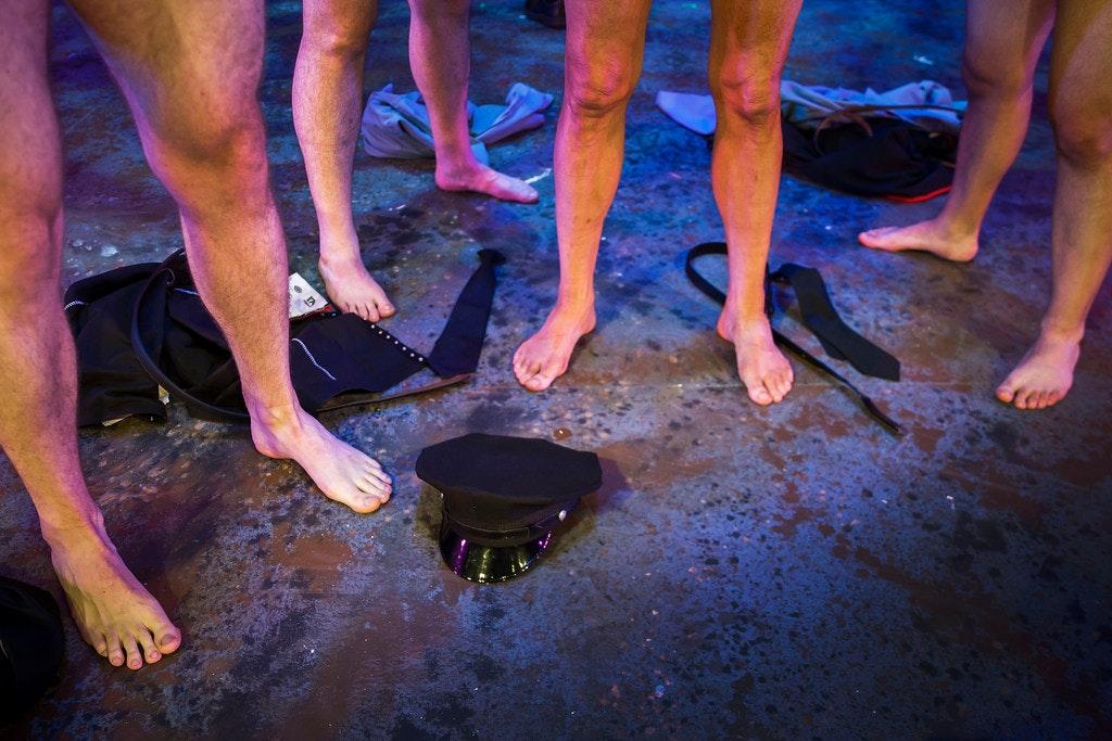 Dallas morning news naked