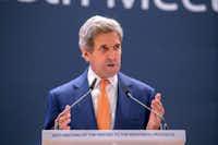 John Kerry(File Photo/Agence France-Presse)
