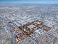 Toyota's old California campus includes 2 million square feet of buildings.(JLL)