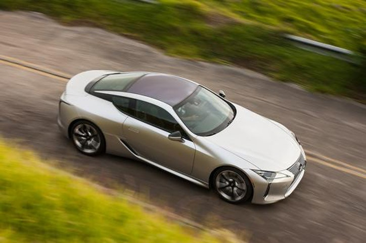 Lc500 Is The Best Looking Lexus Ever Autos Dallas News