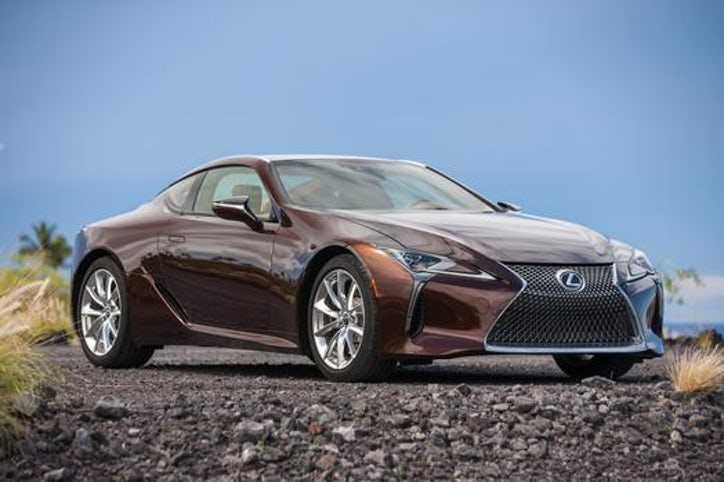 LC500 is the best-looking Lexus ever | Autos | Dallas News