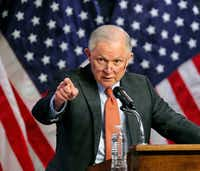 U.S. Attorney General Jeff Sessions has revised the rules for acceptable asylum claims and restricted immigration judges from suspending cases.(Jim Beckel/The Associated Press)