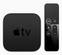 Apple TV 4K(Apple)