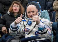 On March 2, 2016, Scott Kelly landed near Dzhezkazgan, Kazakhstan.  (NASA)