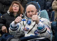On March 2, 2016, Scott Kelly landed near Dzhezkazgan, Kazakhstan.(NASA)
