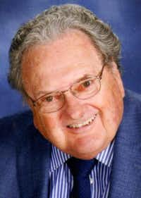 A. Arnold Martin, Irving civic leader(NA/NA)