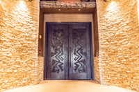 Entry doors at Hotel Chaco in ALbuquerque, N.M. (Minh Quan/Heritage Hotels and Resorts)